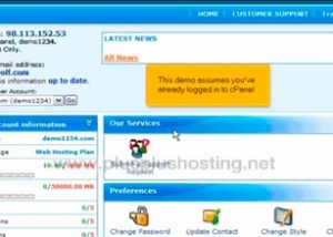 How to create a subdomain in cPanel with RVSkin
