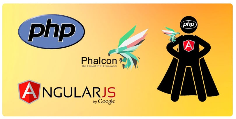 PHP with Phalcon Framework and AngularJS