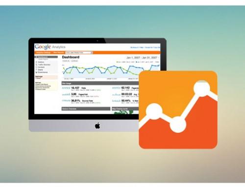 Utiliza Google Analytics para Potenciar el Rendimiento de tu Sitio Web