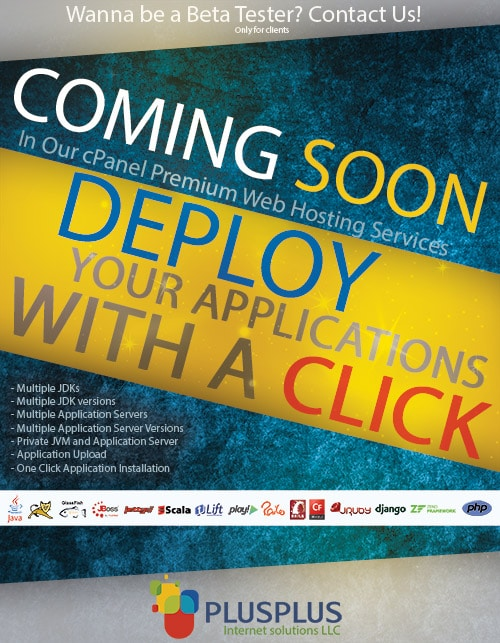 Deploy Your Apps with a Click