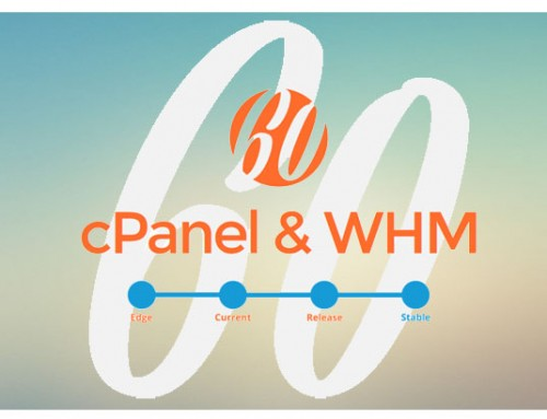 We are running cPanel 60 in our Shared Hosting Servers