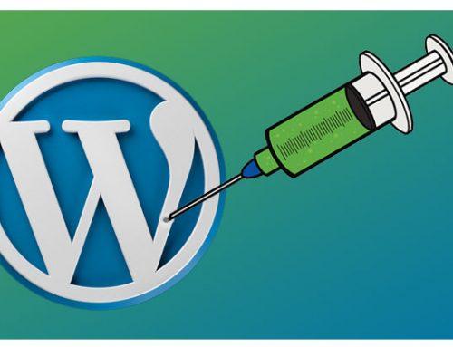 Inyección de Contenido en WordPress – Actualiza o Serás Hackeado
