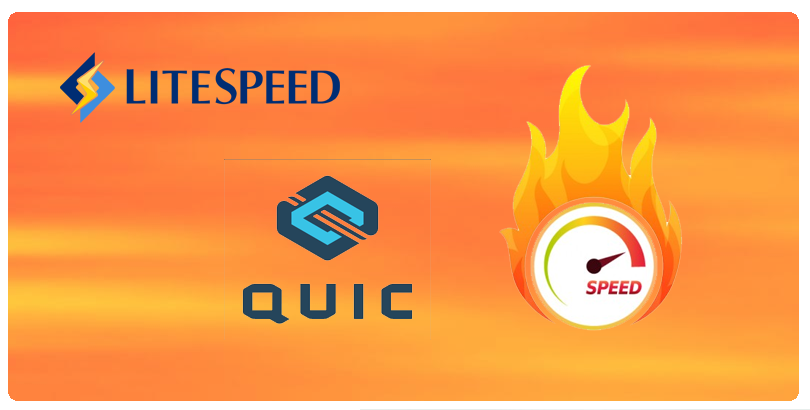 Reaching the Perfection with LiteSpeed and Quic